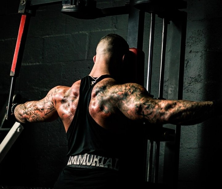 Anthony Rhoades The Celebrity Personal Trainer