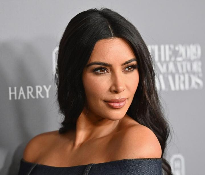 Kim Kardashian Revealed Her Favorite Movie Actor's Name