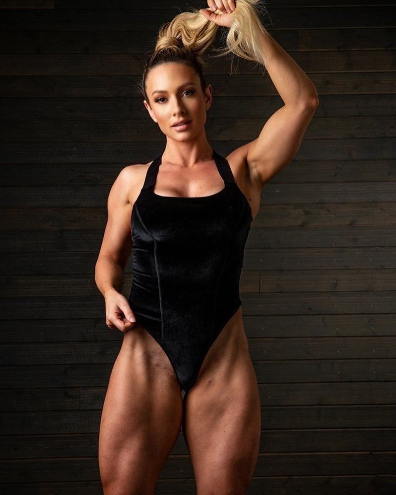 Paige Hathaway Fitness Inspiration