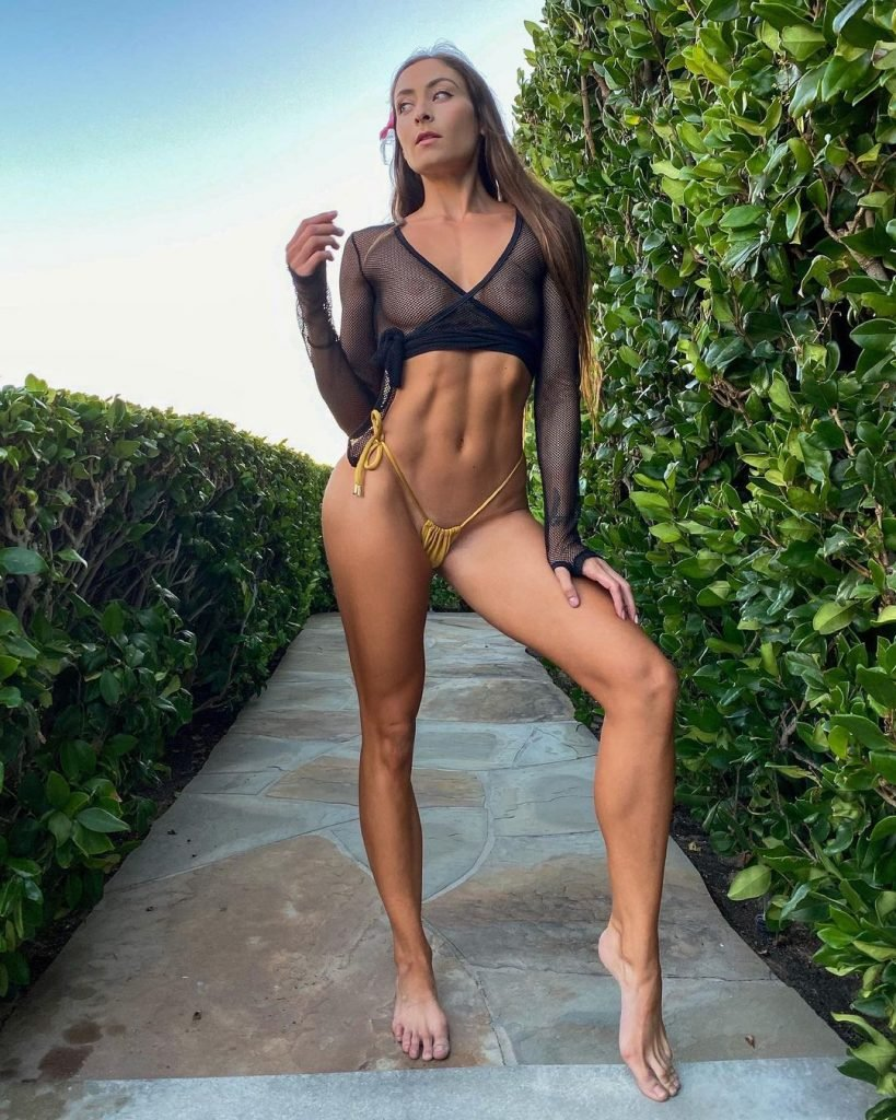 Stephanie Buckland Fitness Inspiration
