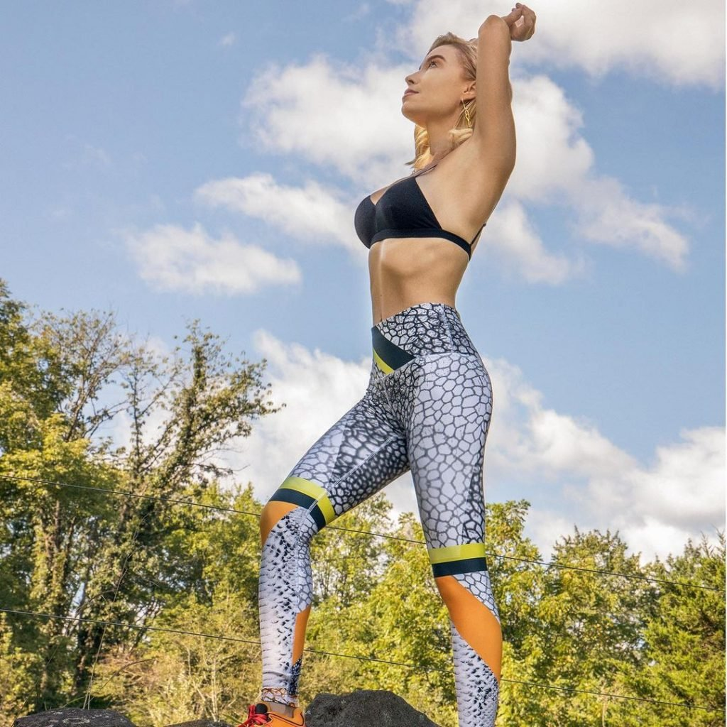 Tracy Anderson Fitness Entrepreneur