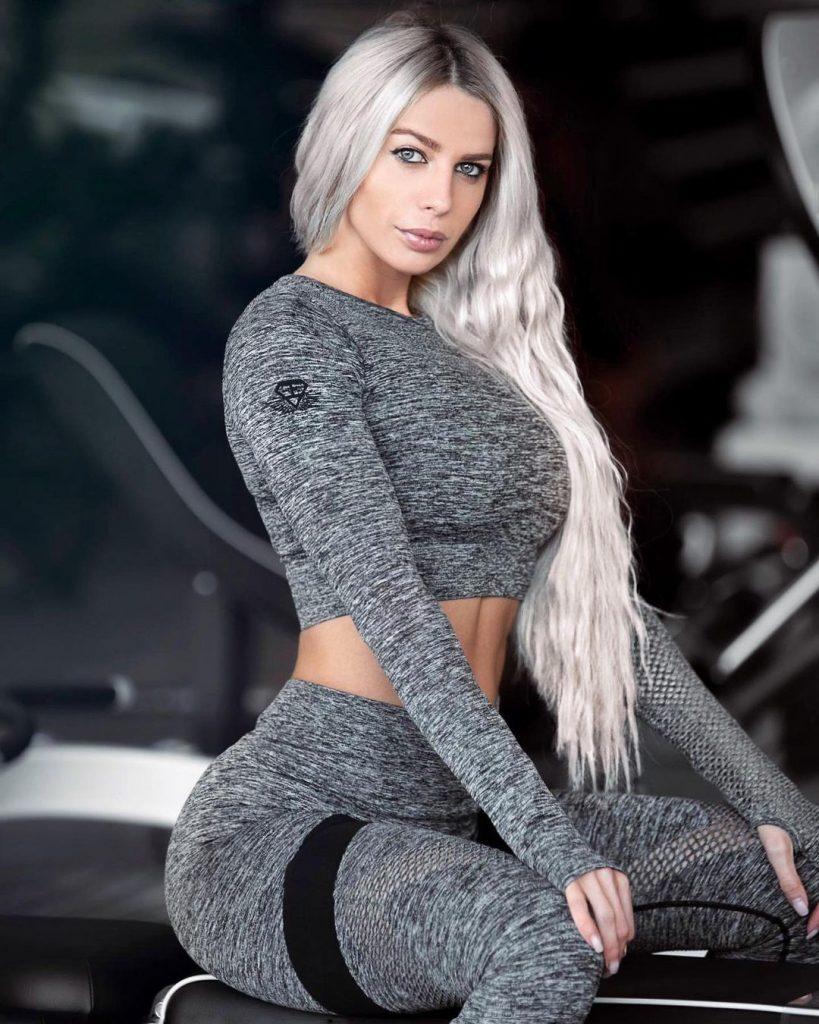 "Fitness model  ""Yanita Yancheva"""