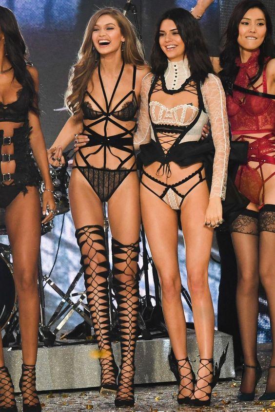 Kendell Jenner & Gigi Hadid Together