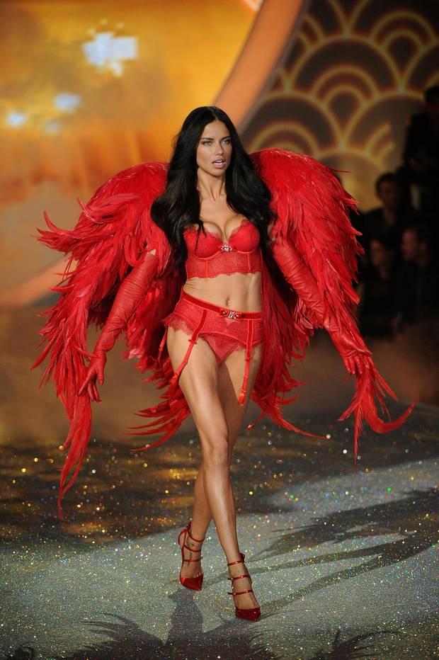 Adriana Lima  Sexiest Victoria Secret Model