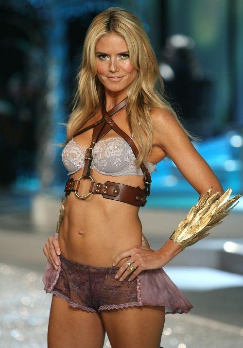 Heidi Klum Victoria Secret Models
