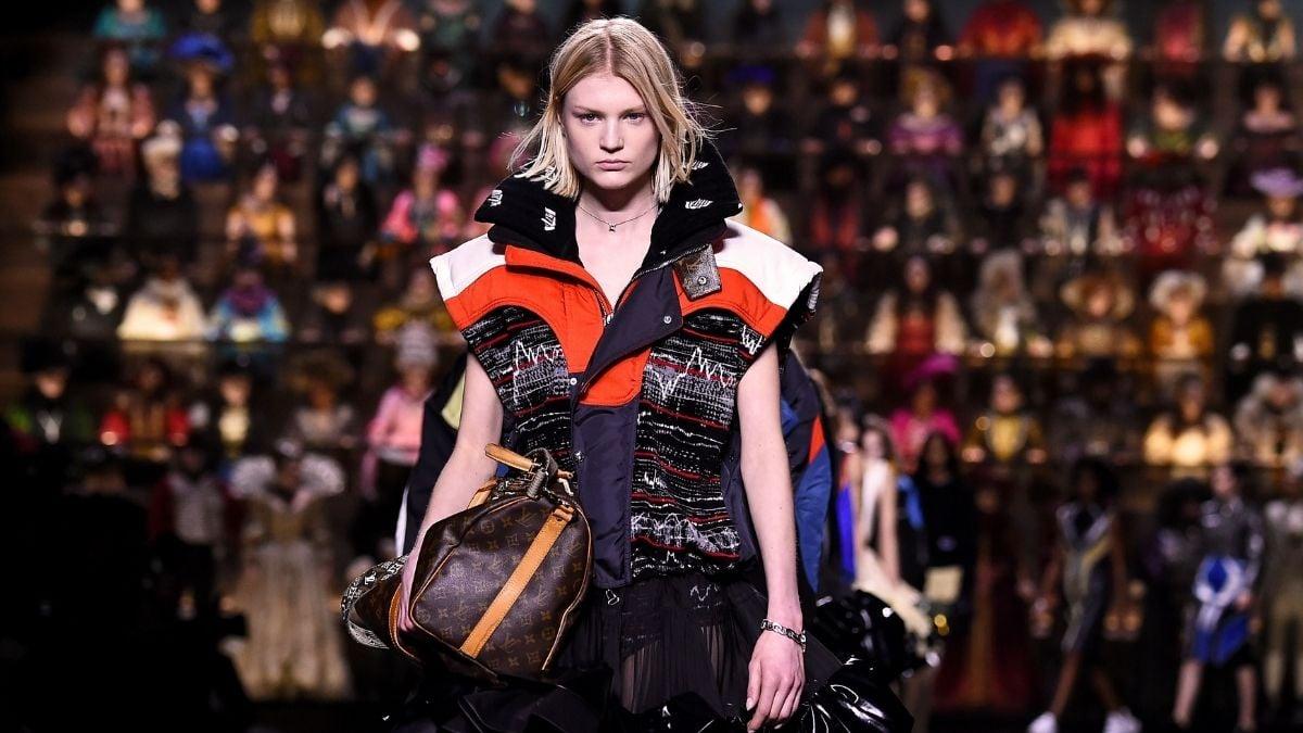 Louis Vuitton Paris Fashion Show