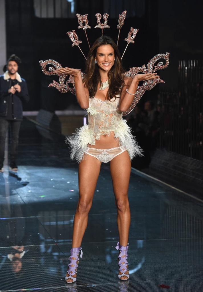 Alessandra Ambrosio Best Victoria Secret Model of 2021