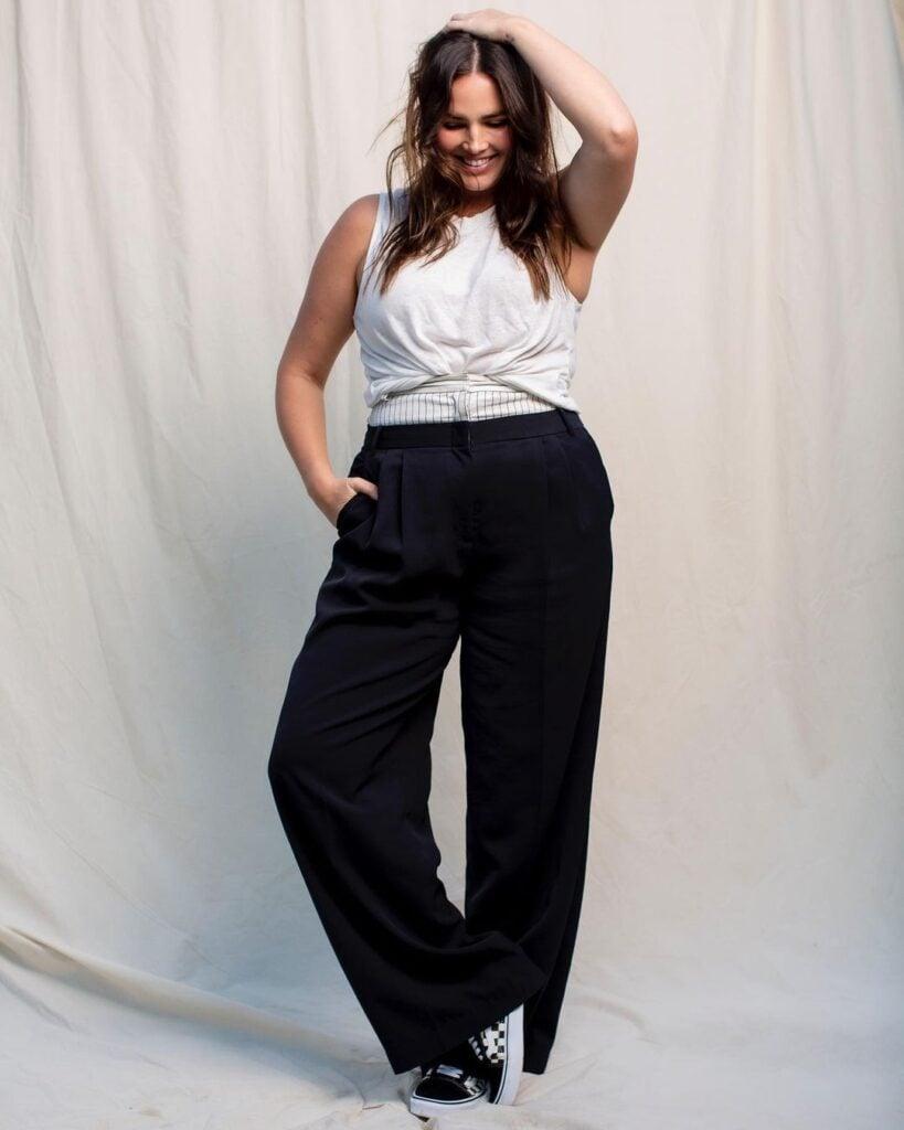 Candice Huffine Curvy Beautiful Women