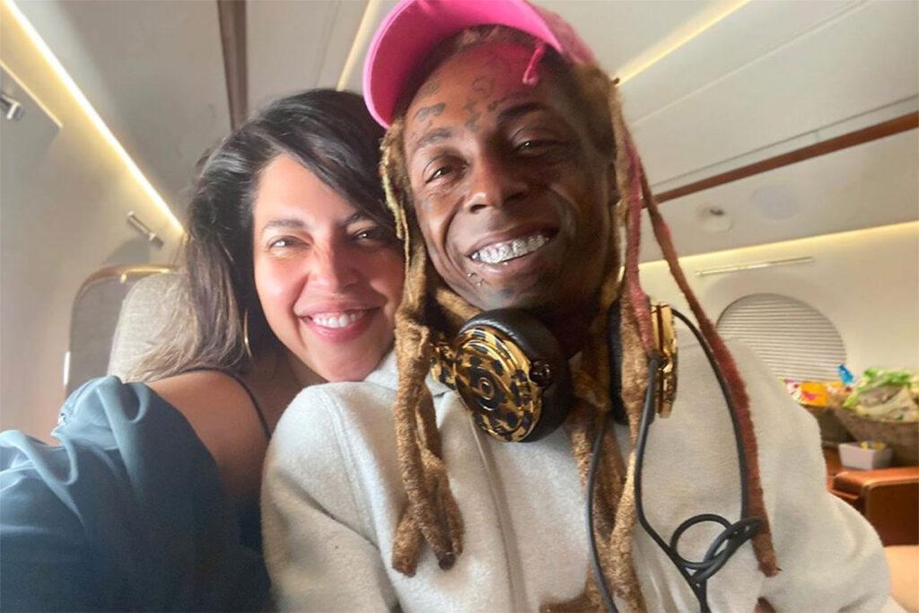 Denise Bidot Relationship with Lil Wayne