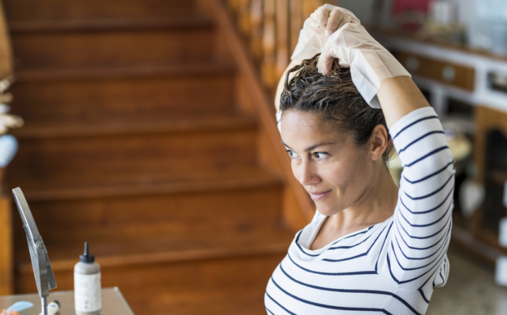 How to Bleach Your Hair at Home