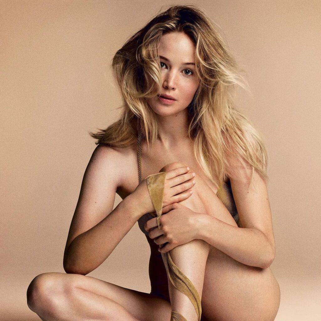 Jennifer Lawrence Beautiful Body