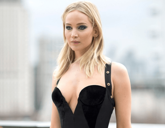 Jennifer Lawrence Exercise and fitness