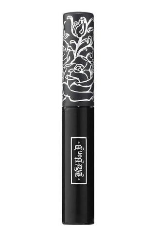 Kat Von D Everlasting Liquid Black Lipstick in Witches
