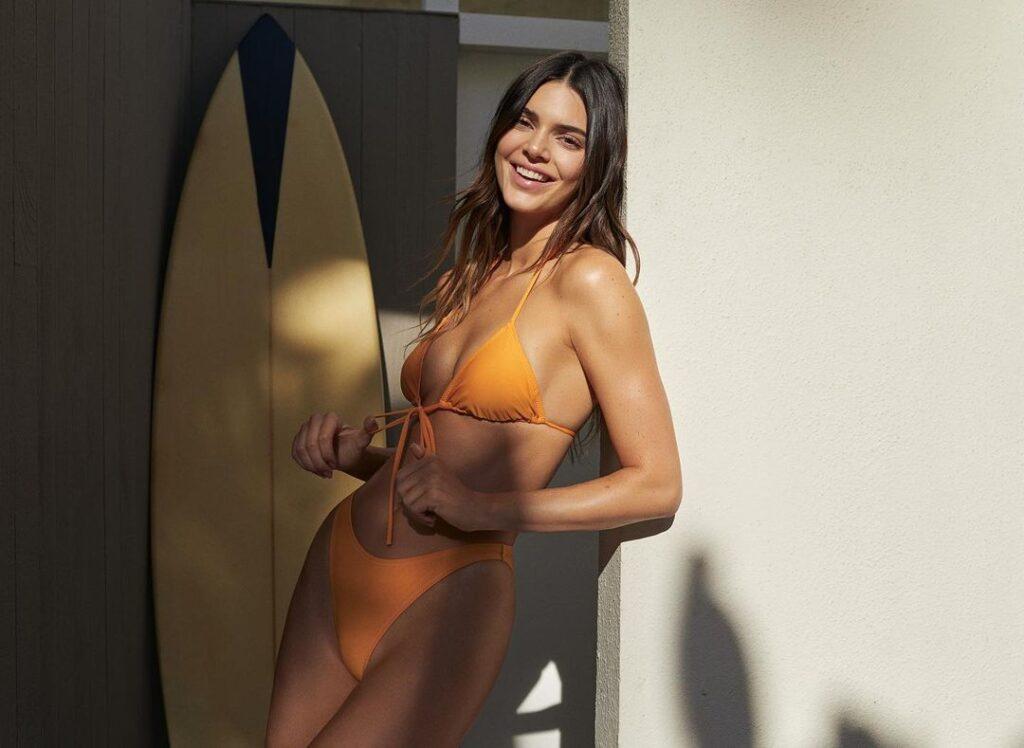 Kendall Jenner Famous Model