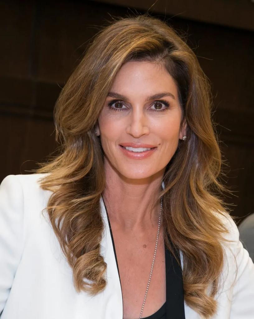 Cindy Crawford Model, Actress, Television personality