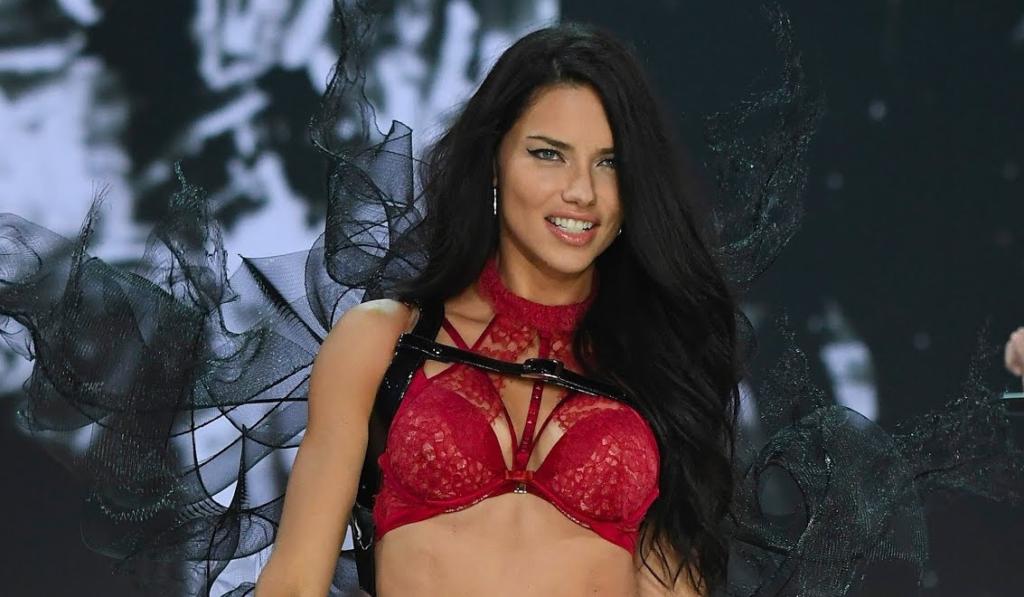 Adriana Lima Beautiful model