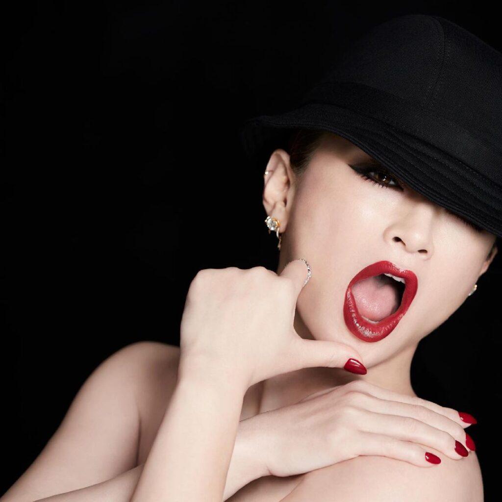 Ayumi Hamasaki is one of Japan's favorite women