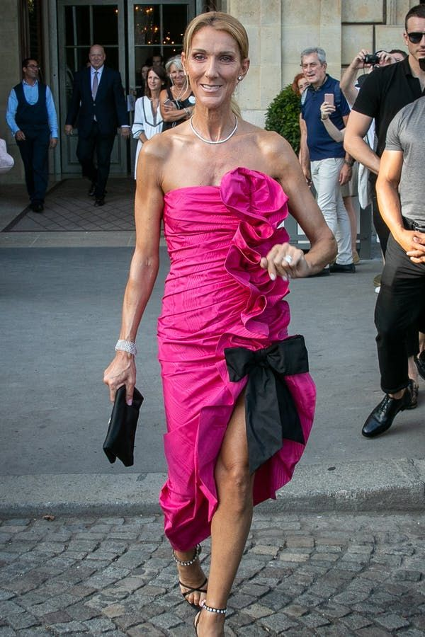 Losing weight loss - Celine Dion Major Health Issues