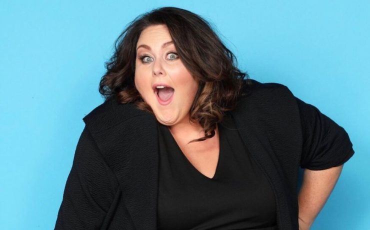 Chrissy Metz Talks about Her Step Father and How Her Weight Used To Offend Him