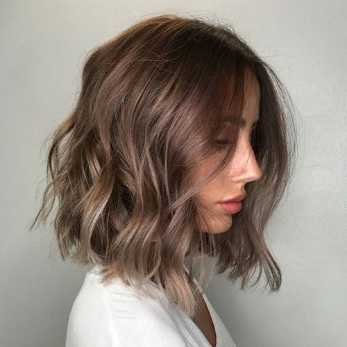 Fascinating Curled Hairstyle