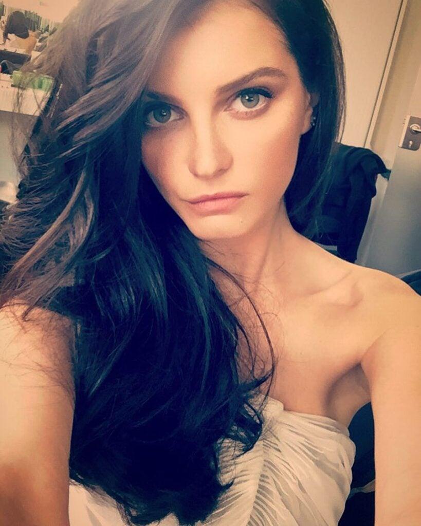 Jeisa Chiminazzo Beautiful Brazilian Model