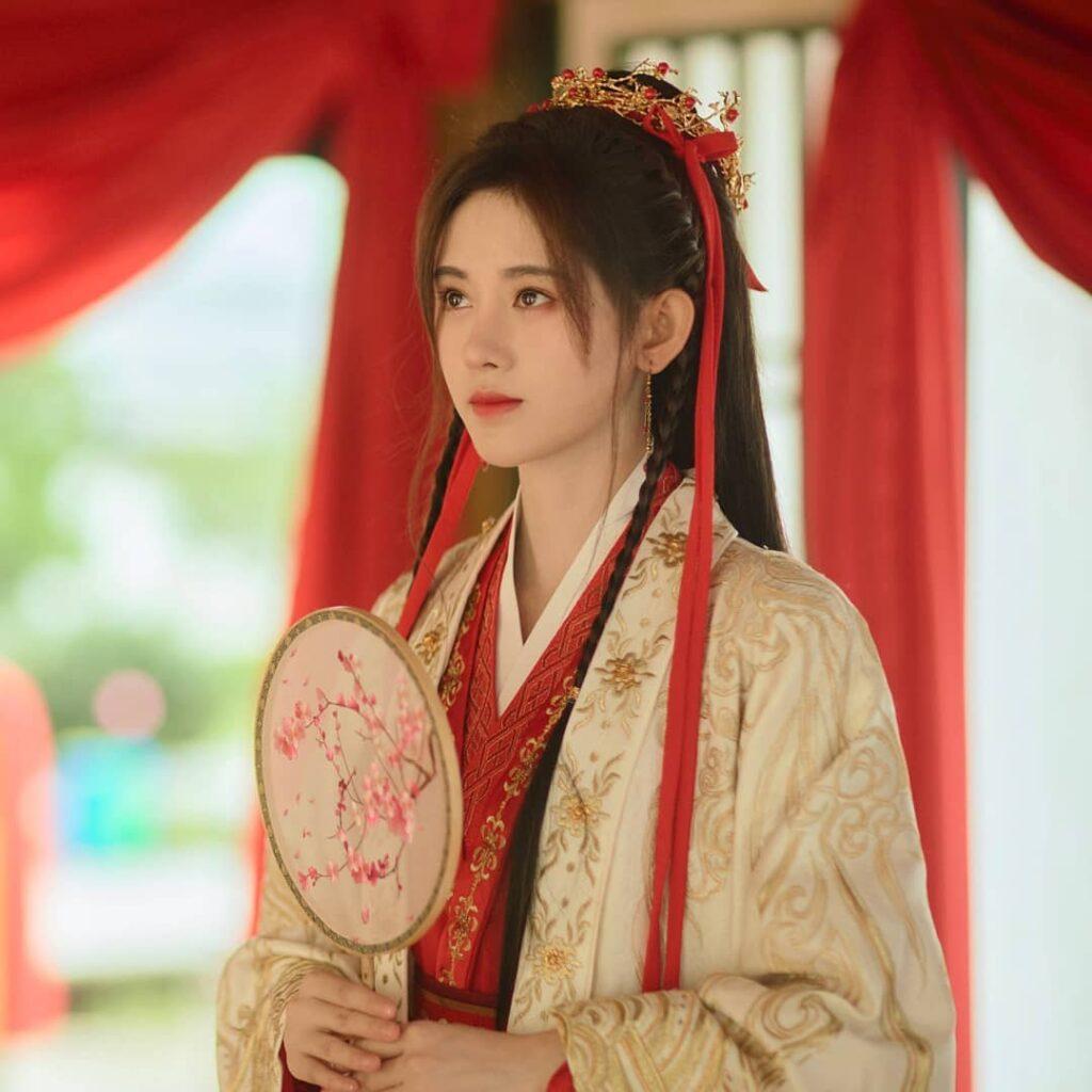 Ju Jingyi Female Face of the year