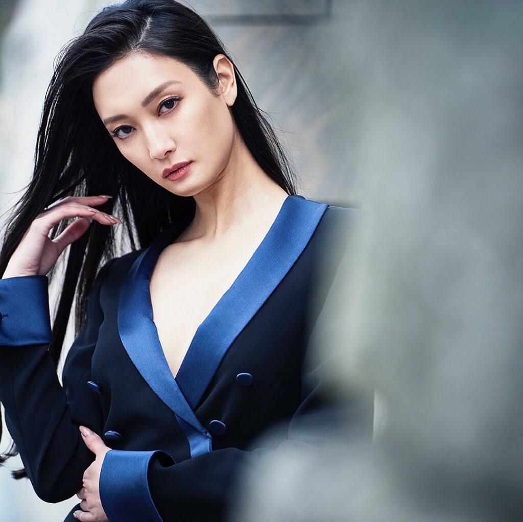 Nanao Arai Beautiful Japenese Model