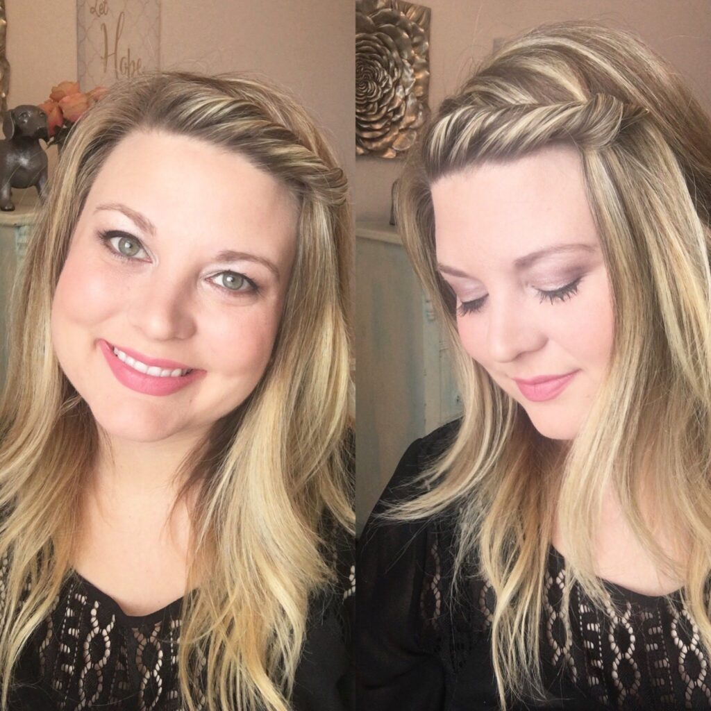 Simple Side Twists - Cute Hairstyles for Short Hair