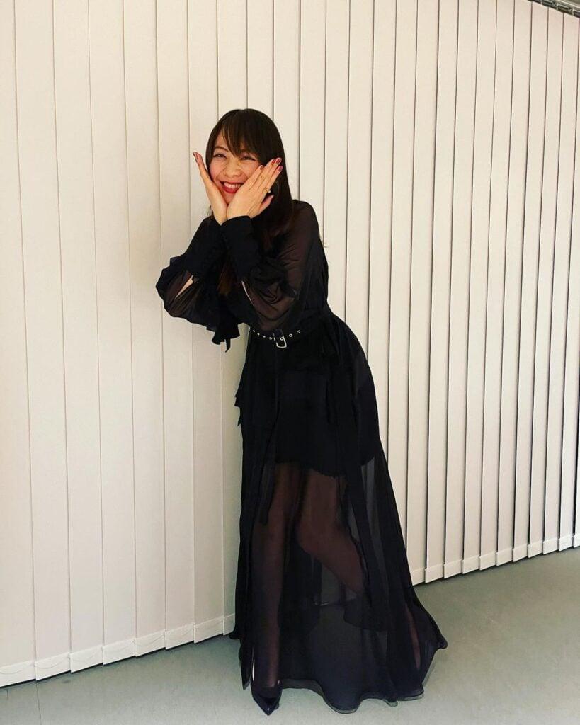 rio yamashita  japanese fashion girl