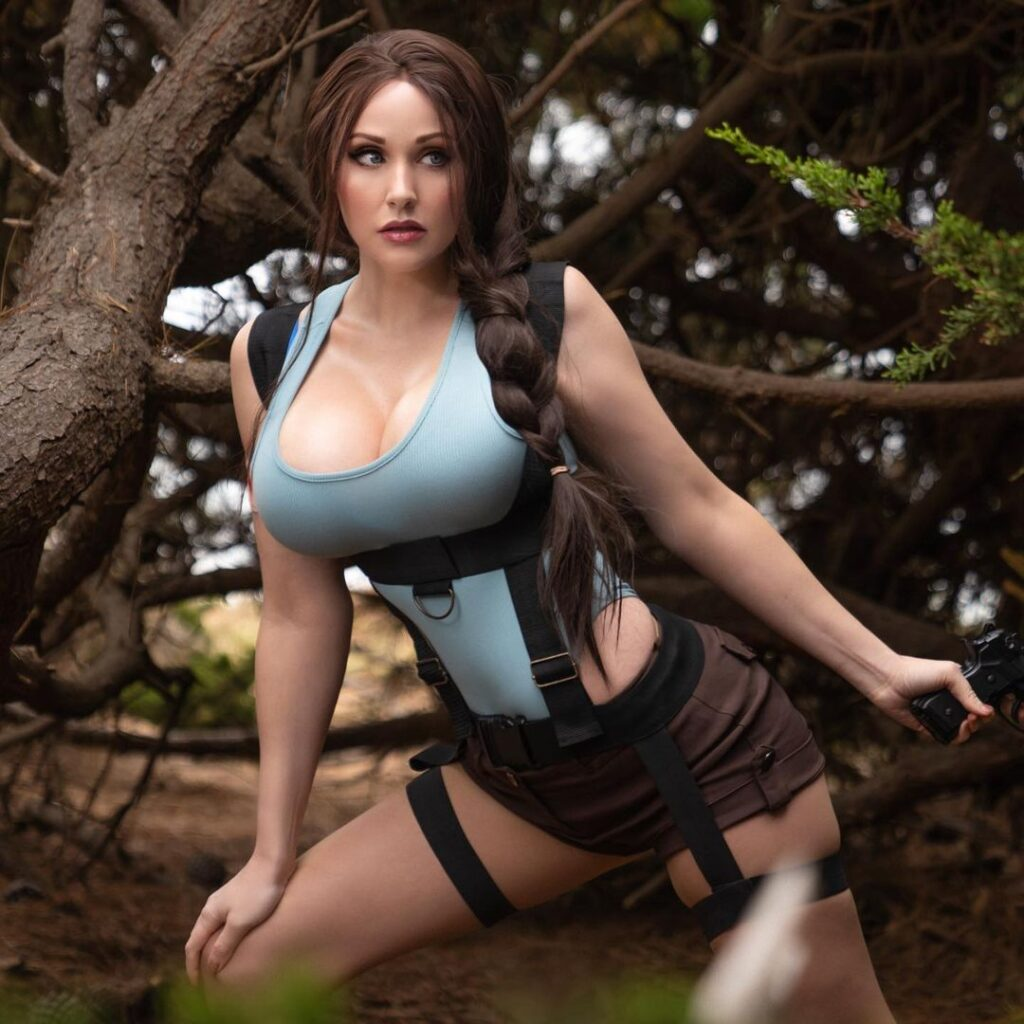 Everything lost is meant to be found My LaraCroft