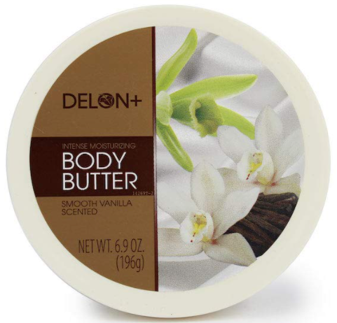 Delon Body Butter Smooth Vanilla