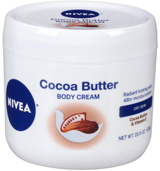 Nivea Body Butter Cream