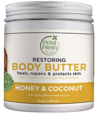 Petal Fresh Restoring Honey & Coconut Body Butter