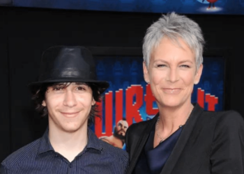 Thomas Guest Son of Jamie Curtis Came Out As Transgender