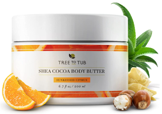 Tree to Tub Body Butter