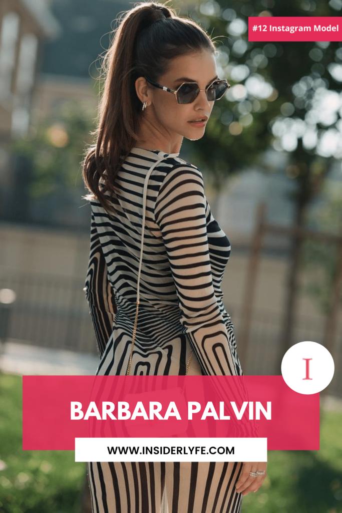 Barbara PalvinInstagram Model