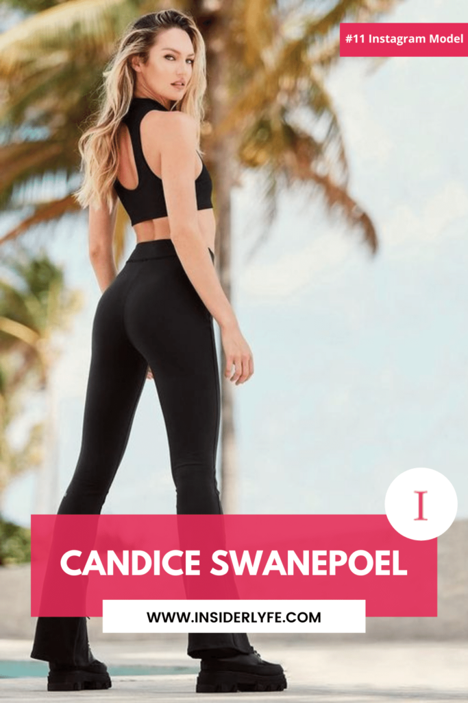 Candice Swanepoel highest-earning models by Forbes