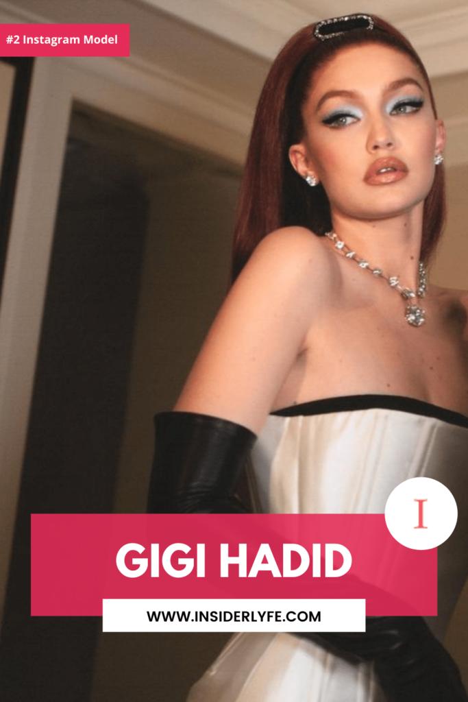 Gigi Hadid - Instagram Model In 2021